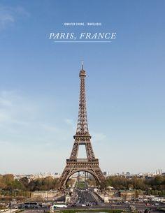 Paris France / Jennifer Chong