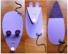 Classroom Freebies: End of the Year Writing Prompt Craft Mice Advice