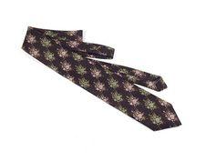 Vintage Roha Krawatte Trevira Kingsway Necktie Polyester tie