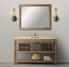 Favorite 2 On Pinterest Restoration Hardware Bathroom And Modern Bathrooms