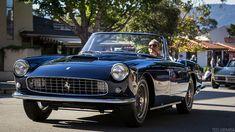 1960 Ferrari 250 GT PF Cabriolet Series II | Flickr