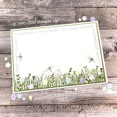 Stampinup, Card Crafts, Stampin Up Cards, Handmade Cards, Confetti, Punch, Catalog, Projects To Try, Card Making