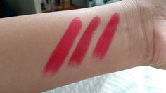 My top 3 red lipsticks for Indian skin tones