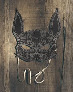Animal Masks with Lovely Designs - Petit & Small Diy Projects For Kids, Diy For Kids, Paper Mask, Animal Masks, Almost Perfect, Soft Dolls, Mask Design, Mask For Kids, Alice In Wonderland