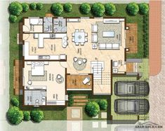 House Plans, Floor Plans, How To Plan, Google Drive, Villas, Bath, Home Plans, Home, Bathing