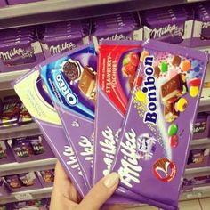 #Chocolate #Milka