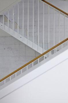 Stairway Railing Ideas, Stair Railing, Railings, Stairways, New Homes, Planer, Dreams, Home Decor, Blog
