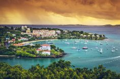 Set a little more than 100 miles east of Puerto Rico, the three main islands—St. Thomas, St. Croix and St. John—offer a little something for everyone.