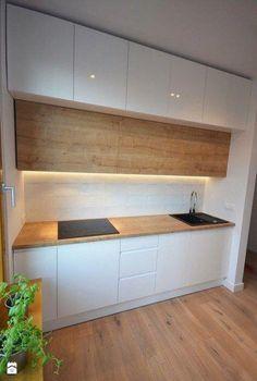 New Kitchen Furniture Design Modern Cupboards Ideas Kitchen Room Design, Modern Kitchen Design, Home Decor Kitchen, Interior Design Kitchen, Kitchen Furniture, Home Kitchens, Furniture Design, Kitchen Ideas, Minimal Kitchen