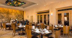 A LA CARTA Tres hermosos restaurantes con una variedad de deliciosa cocina de México, Baja, Italia y más.