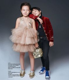 MISCHKA AOKI *** Fashion Editorial as seen in MARIE CLAIRE China Magazine!!