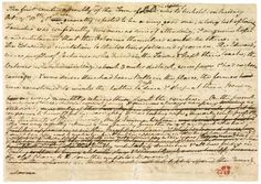 A portion of the autograph manuscript of The Watsons, an unfinished novel written ca. 1804 | Jane Austen | This twelve-page fragment is of enormous significance because it is the only manuscript extant from the period between the completion of Northanger Abbey in 1799 and the beginning of Mansfield Park in 1811 and, unlike the manuscript of Lady Susan, it is a rough draft rather than a fair copy, bearing numerous revisions and cancellations. It was probably begun in 1804 (the paper is…