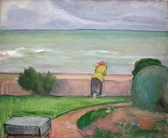 View of the sea by Henri Lebasque
