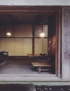 House with an Earthen Floor, Japan, 1963, by Kazuo Shinohara