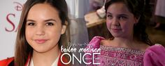 Bailee Madison | Blanche-Neige / Snow White | http://www.onceuponatimefrance.fr/personnages-casting/blancheneige | Once Upon A Time