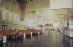 Manchester Airport - 1970s?