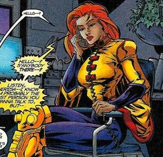 Siryn / Theresa Rourke Cassidy - X-Men Photo (35314205) - Fanpop