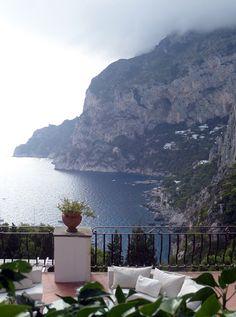 The Amalfi Coast + Capri