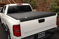 TonnoPro HardFold Tri Fold Tonneau Cover in stock now! Lowest Price Guaranteed. Call the product experts at 800-544-8778.