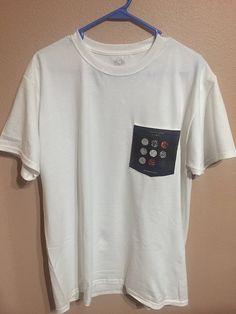 Twenty One Pilots Blurryface Pocket Shirt by SkellyDunBones
