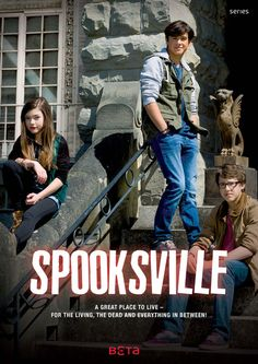 Spooksville, our oldest boys new fav show!!