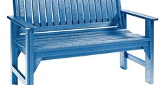 17 Interesting Commercial Garden Benches Ideas