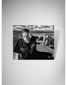 Sons of Anarchy Jax Fleece Blanket