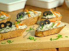 Antipasto, Bruschetta, Buffet, Ricotta, Bagel, Finger Foods, Food And Drink, Favorite Recipes, Bread
