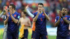 Oranje door naar achtste finales - NOS Wereldkampioenschap Voetbal