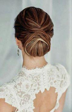 Crisscross hair