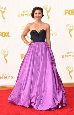 Here are the gorgeous dresses of the 2015 Emmy awards