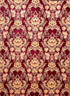 Capulet - Cardinal, Watts of Westminster Wood Art Panels, Panel Art, Go Red, Zentangles, Westminster, Islamic Art, Art Designs, Damask, Decoupage