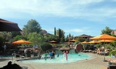Hilton Sedona Resort & Spa Pool - Pet Friendly