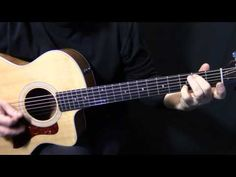 """how to play """"From the Beginning"""" on acoustic guitar by Emerson Lake and Palmer_Greg Lake lesson Easy Guitar Songs, Guitar Tips, Music Guitar, Guitar Lessons, Playing Guitar, Music Lessons, Gibson Acoustic, Acoustic Guitars, Guitar Chords Beginner"""