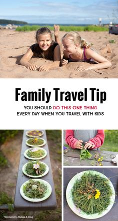 Family Travel Tip: You should do this ONE THING every day when you travel with kids *Great read
