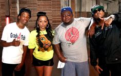 Kendrick Lamar, Lil' Kim, A$AP Rocky, & Nick Cannon Star in BET Hip Hop Awards Cyphers www.MoneyTeamMag.com