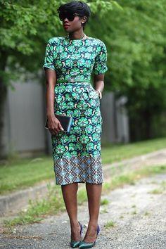 asos dress - Zara bag - Aldo glasses - Jean-Michel Cazabat heels