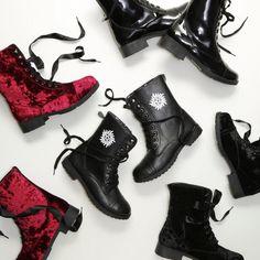 Boot Heaven // Assorted Combat Boots