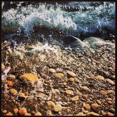Rompiendo la ola