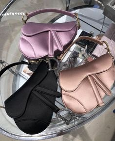 When Dior does satin All 3 colour ways now available for immediate purchase - Dior Bag - Ideas of Dior Bag - When Dior does satin All 3 colour ways now available for immediate purchase. A number of new saddle bag colours will be released for Popular Handbags, Cute Handbags, Cheap Handbags, Purses And Handbags, Replica Handbags, Coach Handbags, Luxury Bags, Luxury Handbags, Fashion Handbags