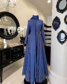 Modest Fashion, Hijab Fashion, Fashion Dresses, Modest Dresses, Prom Dresses, Formal Dresses, Dress Prom, Dress Long, Hijab Stile