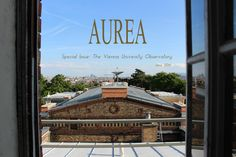 Special Issue Summer 2016 AUREA.link The Vienna University Observatory