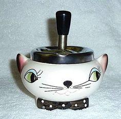Vintage Holt Howard Cozy Kittens Mid-Century 1950s Cat Ashtray