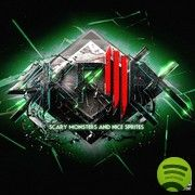 'Scary Monsters and Nice Sprites' by Skrillex. Seen as the epitome of mass-appeal dubstep by some, it's still going to elevate your mind and give you the aural beating that you probably deserve.