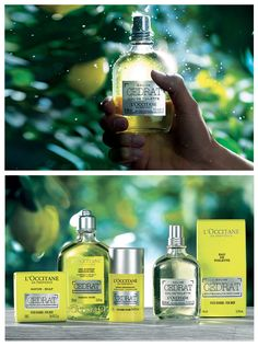 Do you ever wake up looking like you've had a bottle of scotch for dinner, but only had salad and water? L'OCCITANE's new Cedrat range Savon Soap, Male Grooming, Cosmetic Packaging, Cologne, Shaving, Packaging Design, Bath And Body, Skincare, Cosmetics