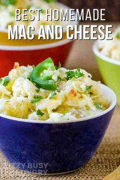 Best Homemade Mac and Cheese