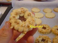 Bolachas com nutela (It)