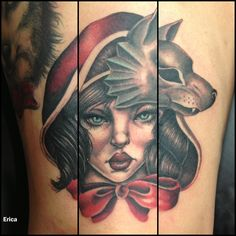 1000 images about red riding hood tattoo on pinterest red riding hood little red and hoods. Black Bedroom Furniture Sets. Home Design Ideas