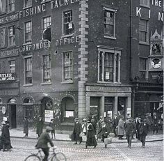 Ideas Irish History Facts Easter Rising For 2019 Ireland Pictures, Old Pictures, Old Photos, Vintage Photos, Ireland 1916, Dublin Ireland, Dublin Street, Dublin City, Castles In Ireland