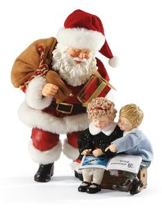 Once Upon A Time-Christmas is a very busy time of the year. It is important to make time to stop and enjoy family. There is no better way to do that than to read a Christmas classic with children.